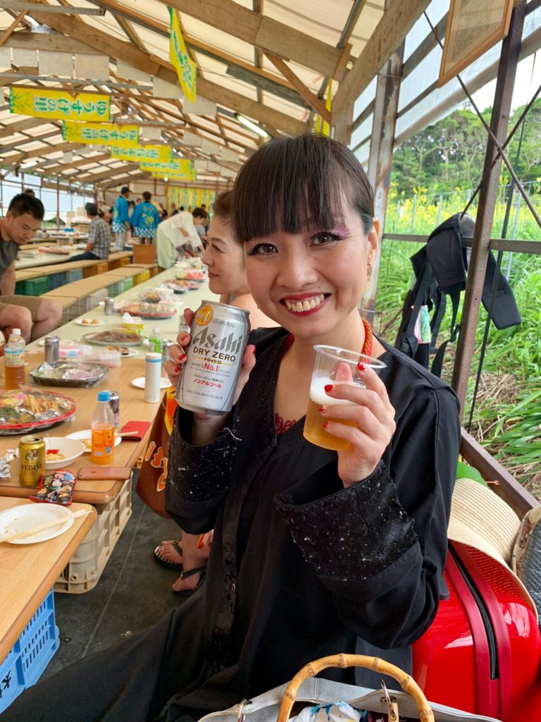 ゆうすげ祭お食事