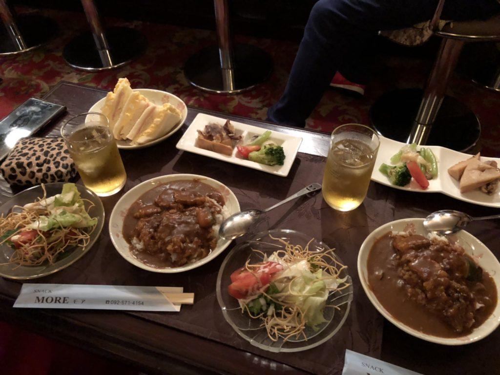 7/13MORE 美味しいお料理