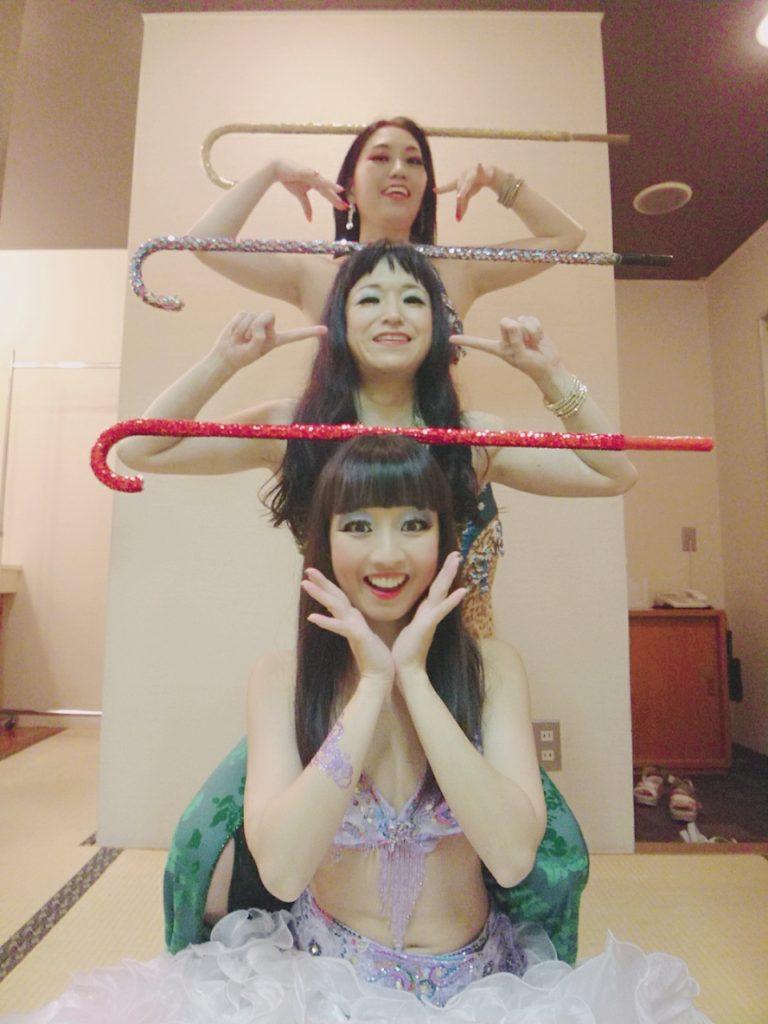 9/7中津にてパーティーアトラクション3